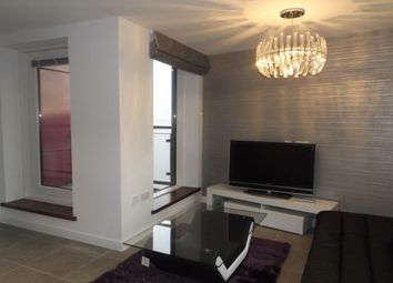 Thumbnail 1 bed flat to rent in Pendeen House, Ferry Court, Cardiff Bay
