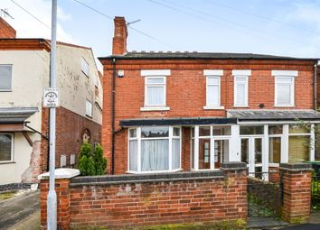 Thumbnail 3 bed semi-detached house for sale in Queens Square, Eastwood, Nottingham