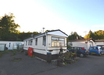Thumbnail 1 bed mobile/park home for sale in Hatch Park, London Road, Old Basing, Basingstoke