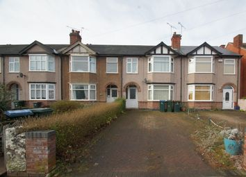 Thumbnail 3 bedroom terraced house to rent in Morris Avenue, Stoke, Coventry