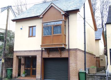 Thumbnail 4 bed detached house for sale in Cardiff Road, Nantgarw, Cardiff