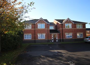 Thumbnail 1 bed flat for sale in Langer Close, Branston, Burton-On-Trent