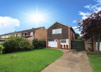Thumbnail 3 bed detached house for sale in Chiltern Avenue, Bedford, Beds