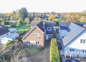 Thumbnail 4 bed detached house for sale in Mill Road, Ridgewell, Halstead