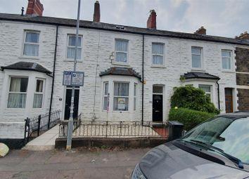 5 bed terraced house for sale in Longcross Street, Adamsdown, Cardiff CF24