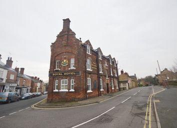 Thumbnail Studio to rent in The Royal, Eckington, Sheffield