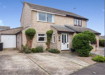 Thumbnail 3 bed semi-detached house for sale in Clover Close, Needham Market