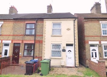 Thumbnail 2 bed end terrace house for sale in Broadway, Yaxley, Peterborough, Cambridgeshire