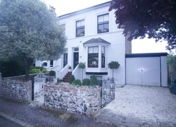 Thumbnail 3 bed town house to rent in Old School Yard, Ranelagh Grove, St. Peters, Broadstairs