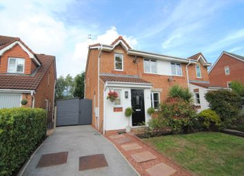 Thumbnail 4 bed semi-detached house for sale in Troon Close, Chorley