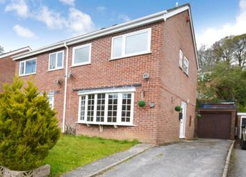3 bed semi-detached house to rent in Southgate Avenue, Goosewell, Plymouth, Devon PL9