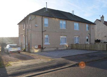 Thumbnail 2 bed flat to rent in Main Street, Shieldhill, Falkirk