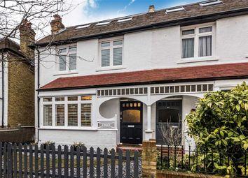 Thumbnail 4 bed semi-detached house for sale in Claremont Road, Teddington