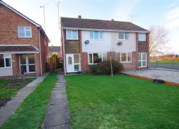 Thumbnail 3 bed semi-detached house for sale in Maunsell Way, Wroughton, Swindon, Wiltshire