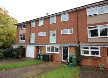 Thumbnail 3 bedroom town house to rent in Aplins Close, Harpenden