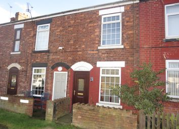 Thumbnail 2 bed terraced house for sale in Canal View, Stainforth, Doncaster