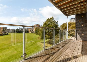 Thumbnail 3 bed flat for sale in Epad Apartments, 2A Broomfield Street, London