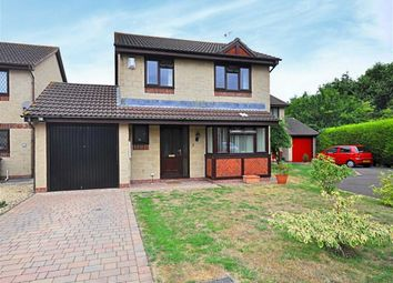 Thumbnail 4 bed detached house for sale in Thomas Moore Close, Churchdown, Gloucester
