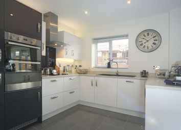 Thumbnail 4 bed detached house for sale in Leicester Road, Uppingham, Oakham