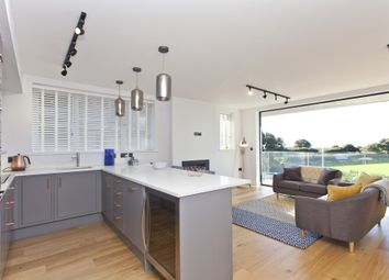 Thumbnail 3 bed flat for sale in Seapointe, 20 Woodland Avenue, Southbourne, Dorset