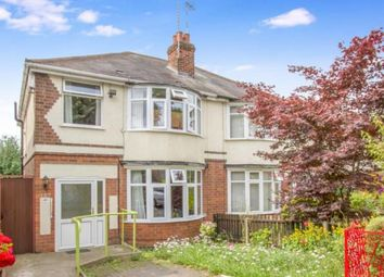 Thumbnail 3 bed semi-detached house for sale in Knighton Lane East, Leicester, Leicestershire
