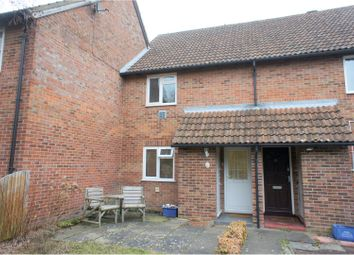 Thumbnail 1 bedroom maisonette to rent in Morval Close, Farnborough