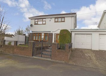 Thumbnail 4 bed detached house for sale in Cefn Parc, Skewen, Neath, Neath Port Talbot.