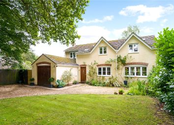 Thumbnail 4 bed detached house for sale in Sambourn Lane, Hatherden, Andover, Hampshire
