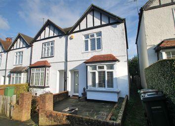 Thumbnail 2 bed end terrace house for sale in Titian Avenue, Bushey Heath, Bushey