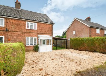 Thumbnail 3 bed semi-detached house for sale in Necton Road, Little Dunham, King's Lynn