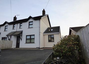 Thumbnail 4 bed property to rent in Llanybydder