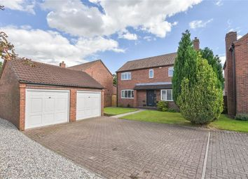Thumbnail 4 bedroom detached house for sale in School Lane, Copmanthorpe, York
