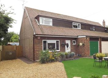 Thumbnail 3 bed semi-detached house for sale in Dummer, Basingstoke, Hampshire