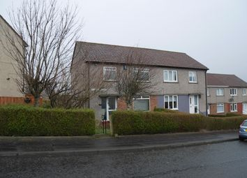 Thumbnail 3 bed semi-detached house for sale in Springfield Drive, Barrhead