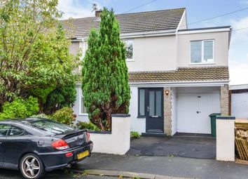 Thumbnail 3 bed semi-detached house for sale in Vernon Crescent, Galgate, Lancaster