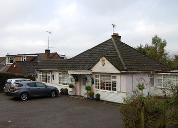 Thumbnail 3 bed detached bungalow for sale in Hammersley Lane, High Wycombe