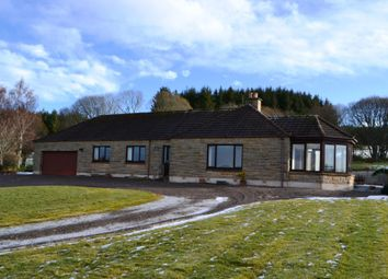 Thumbnail 3 bed detached bungalow to rent in Granern, Dunphail, Forres