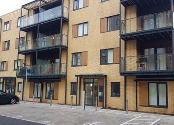 Thumbnail 2 bed flat for sale in Silverworks Close, London