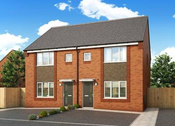 "Thumbnail 3 bed property for sale in ""The Leathley At Mill Brow"" at Central Avenue, Speke, Liverpool"