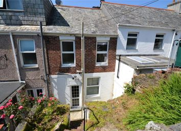 Thumbnail 2 bed terraced house for sale in North View, Looe, Cornwall