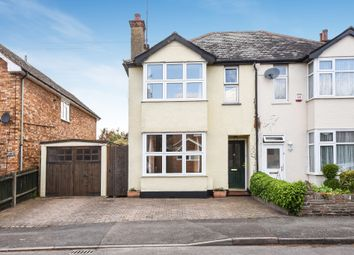 Thumbnail 3 bed semi-detached house for sale in Hilliard Road, Northwood