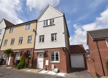 Thumbnail 4 bed end terrace house for sale in Heron Way, Dovercourt, Essex