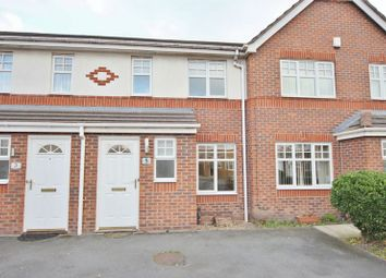 Thumbnail 2 bed terraced house for sale in Grovedale Drive, Moreton, Wirral