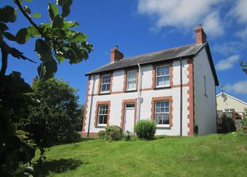 Thumbnail 4 bed detached house for sale in Penrhyncoch, Aberystwyth