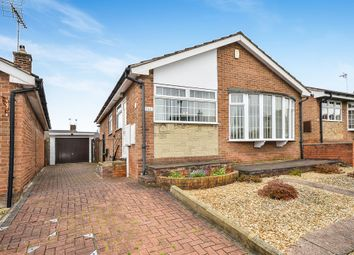 Thumbnail 2 bedroom detached bungalow for sale in Holborn View, Codnor, Ripley