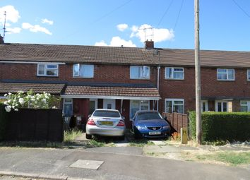 Thumbnail 3 bed terraced house for sale in Chelveston Drive, Corby