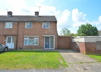 Thumbnail 2 bed end terrace house for sale in Baslow Close, Long Eaton, Nottingham