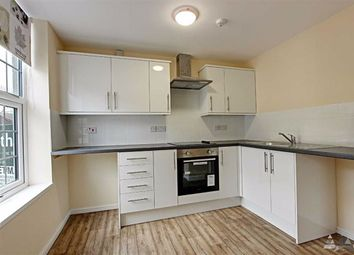 Thumbnail 1 bed flat to rent in High Street, Clay Cross, Chesterfield, Derbyshire