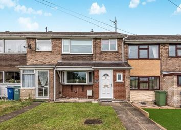 Thumbnail 3 bed terraced house for sale in John Street, Wimblebury, Cannock, Staffordshire