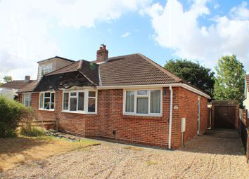 Thumbnail 2 bedroom semi-detached bungalow to rent in Lyndale Road, Park Gate, Southampton